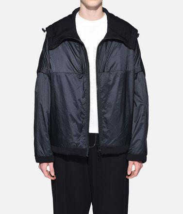 Y-3 Blazer Woman Y-3 Padded Hoodie Jacket r