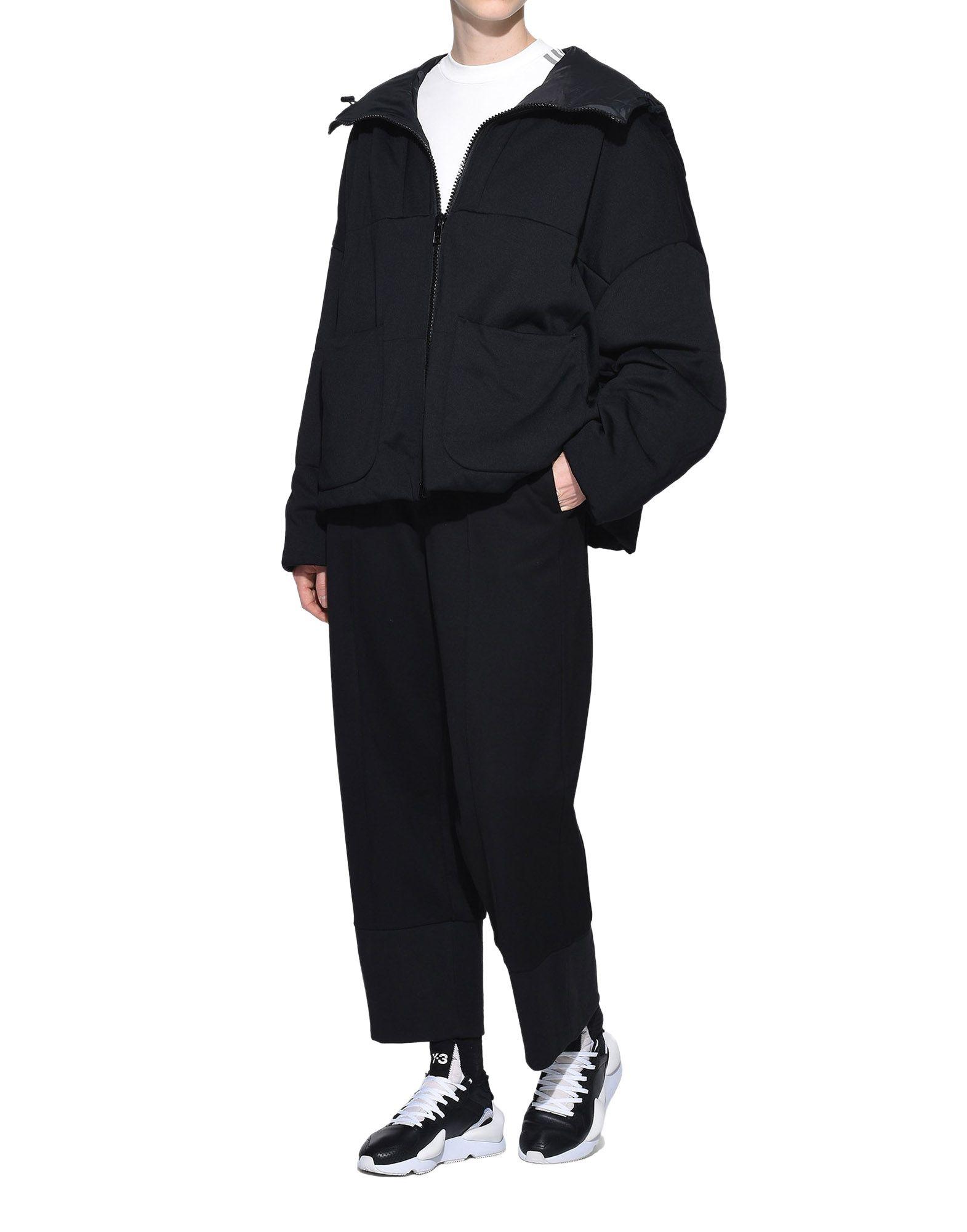 Y-3 Y-3 Padded Hoodie Jacket Blazer Woman a