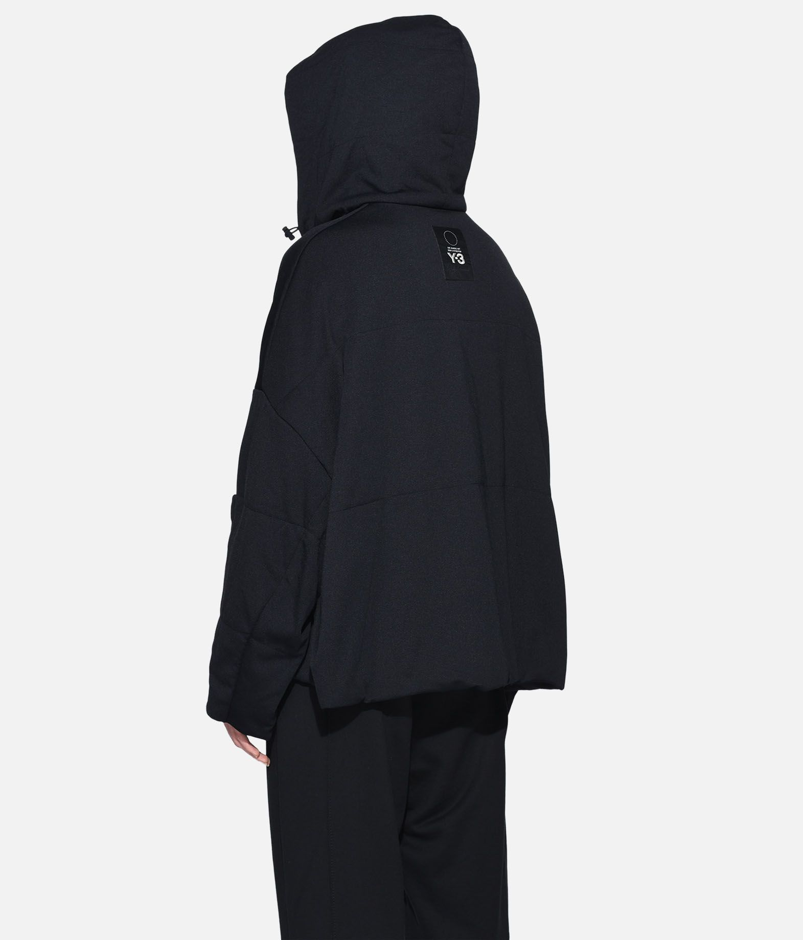Y-3 Y-3 Padded Hoodie Jacket Giacca Donna e