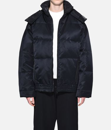Y-3 Down jacket Woman Y-3 Down Hoodie Jacket r