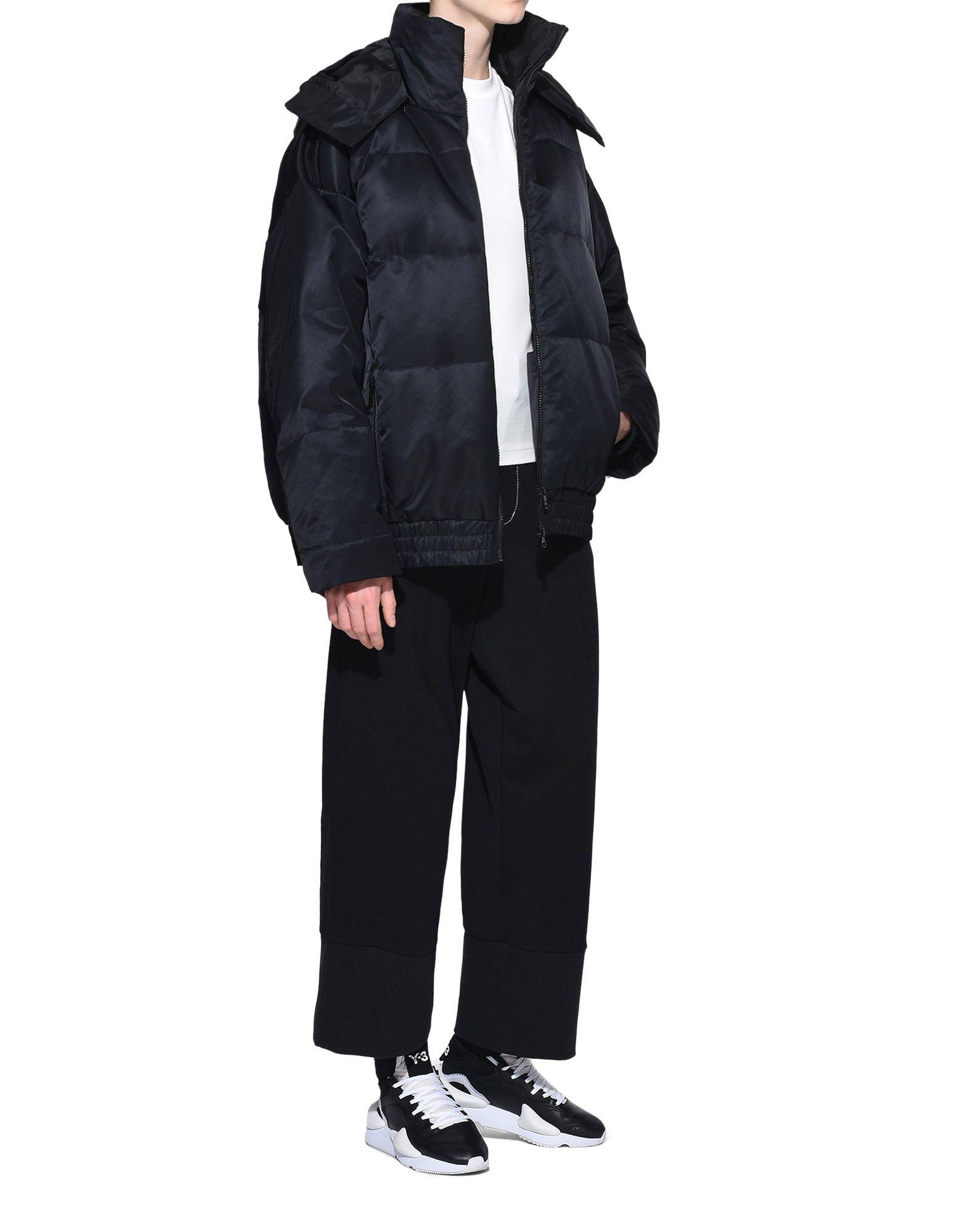 Y-3 Y-3 Down Hoodie Jacket Down jacket Woman a