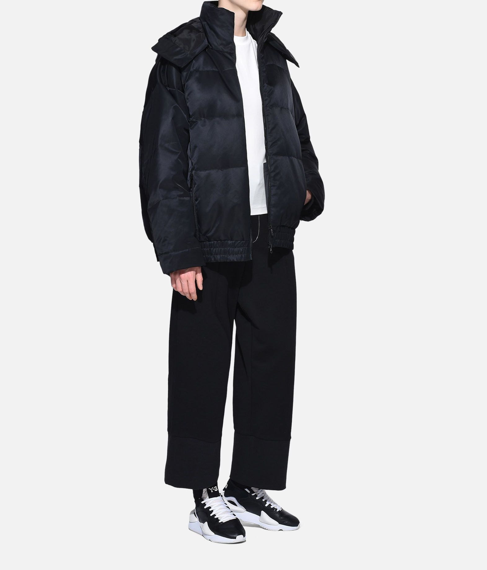 Y-3 Y-3 Down Hoodie Jacket Down jacket Woman a