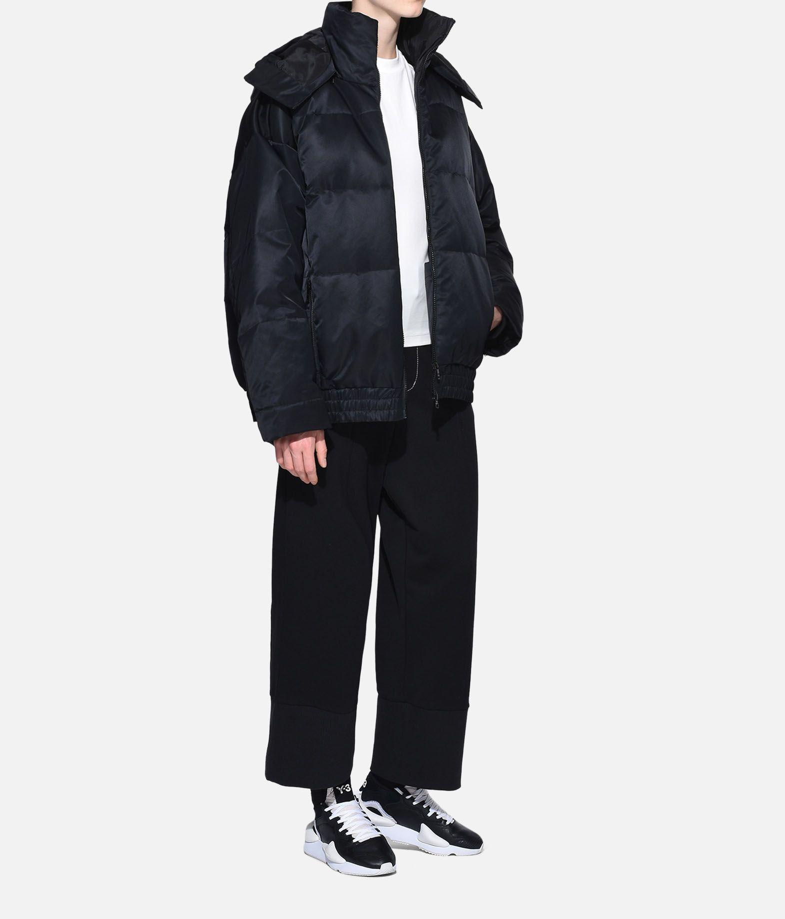 Y-3 Y-3 Down Hoodie Jacket Пуховик Для Женщин a