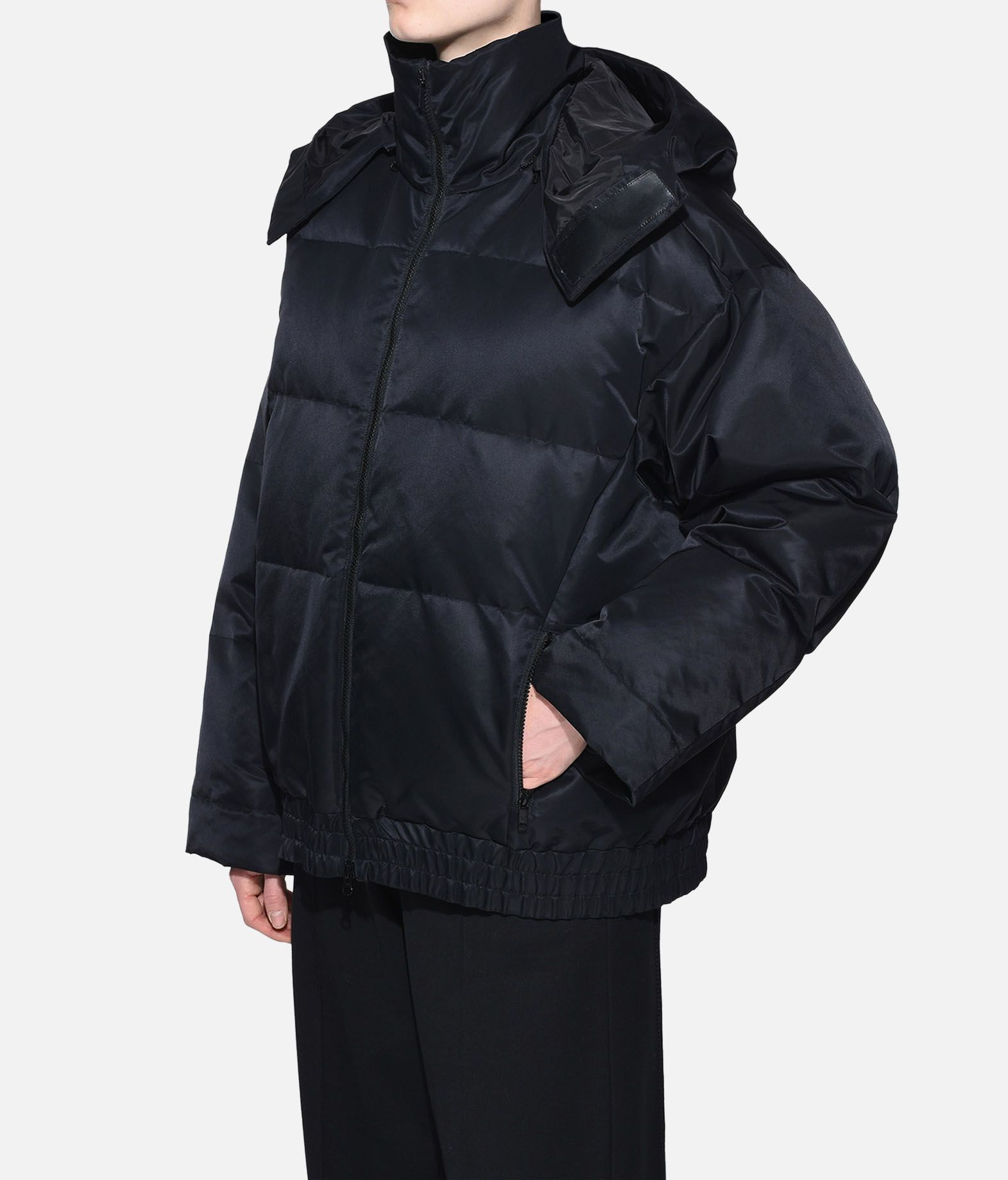 Y-3 Y-3 Down Hoodie Jacket Пуховик Для Женщин e