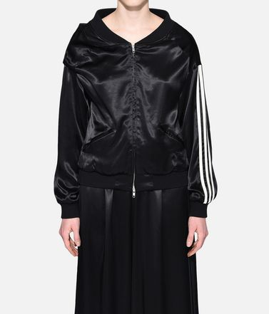 Y-3 Track top Woman Y-3 3-Stripes Lux Track Jacket r