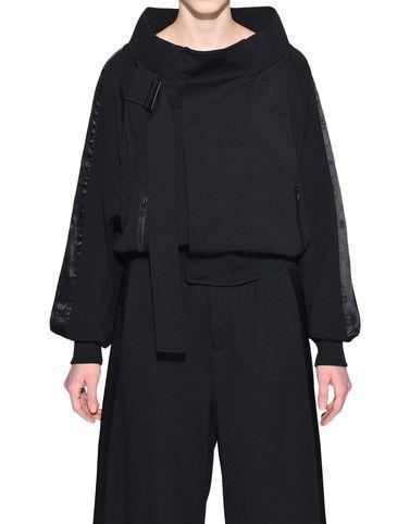 Y-3 Matte Track Jacket COATS & JACKETS woman Y-3 adidas