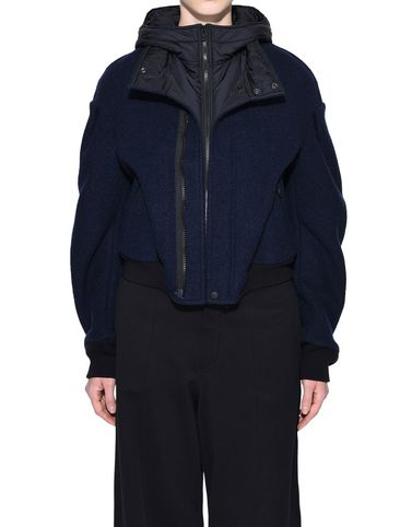 Y-3 Wool Hoodie Jacket COATS & JACKETS woman Y-3 adidas