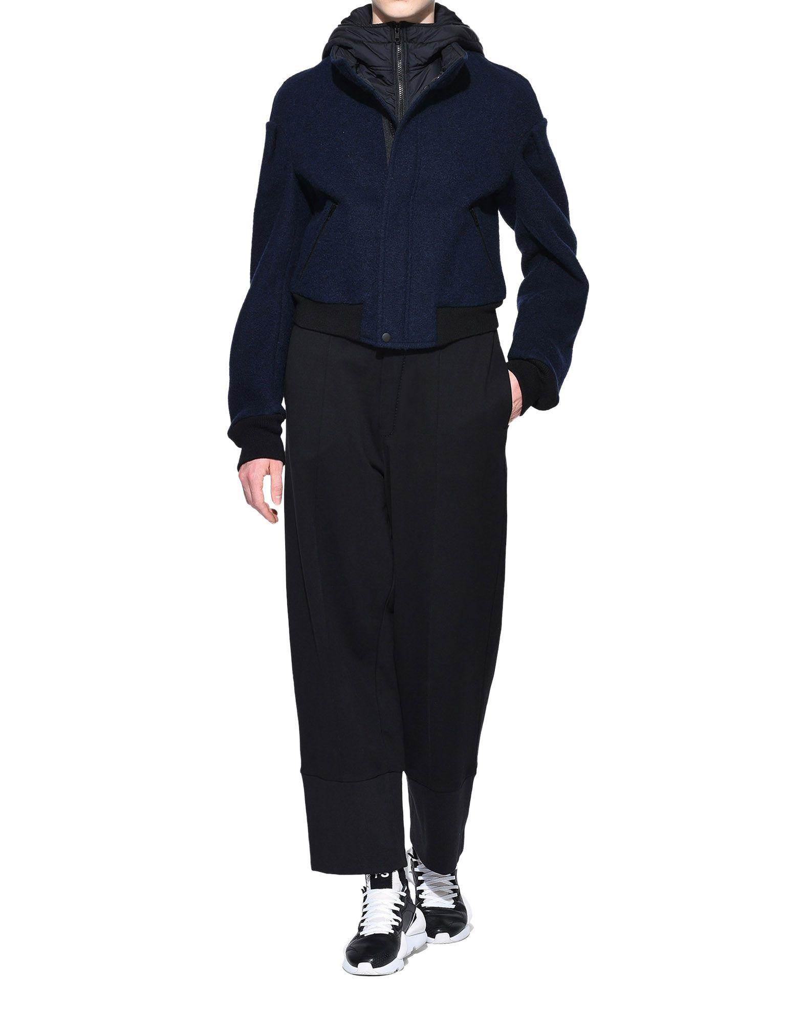 Y-3 Y-3 Wool Hoodie Jacket Jacket Woman a