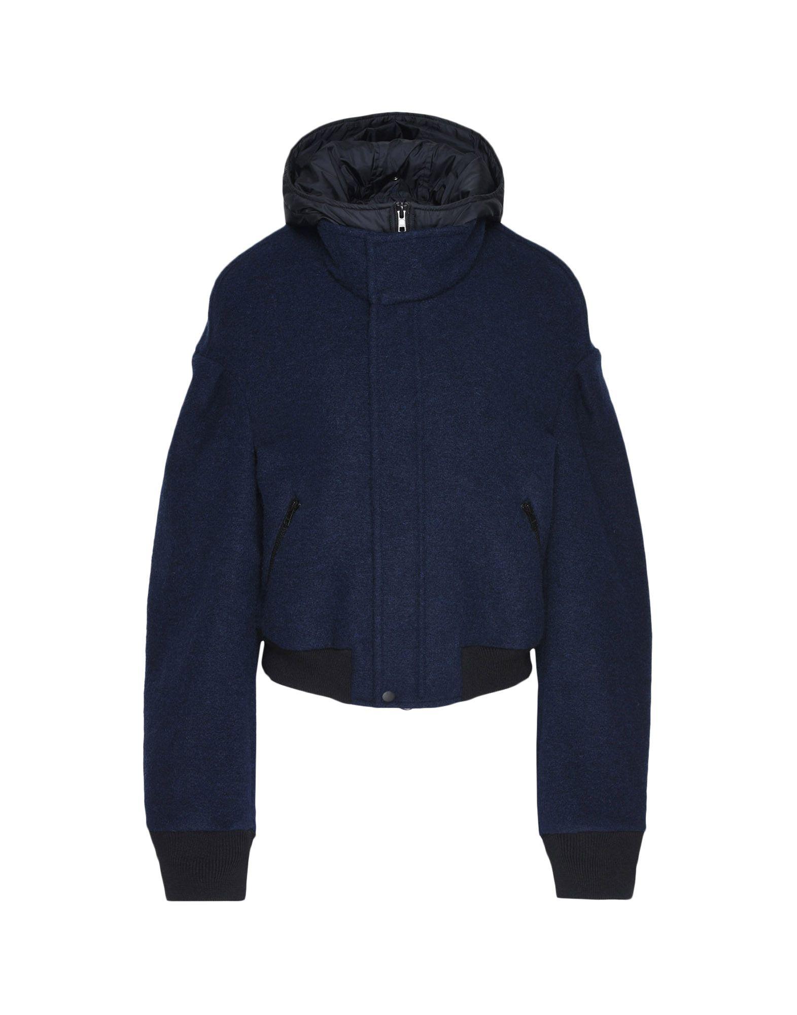 Y-3 Y-3 Wool Hoodie Jacket Jacket Woman f