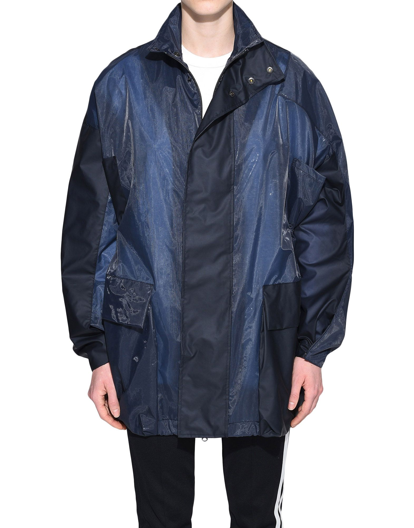 Y-3 Y-3 Patchwork Anorak Jacket Jacket Woman r