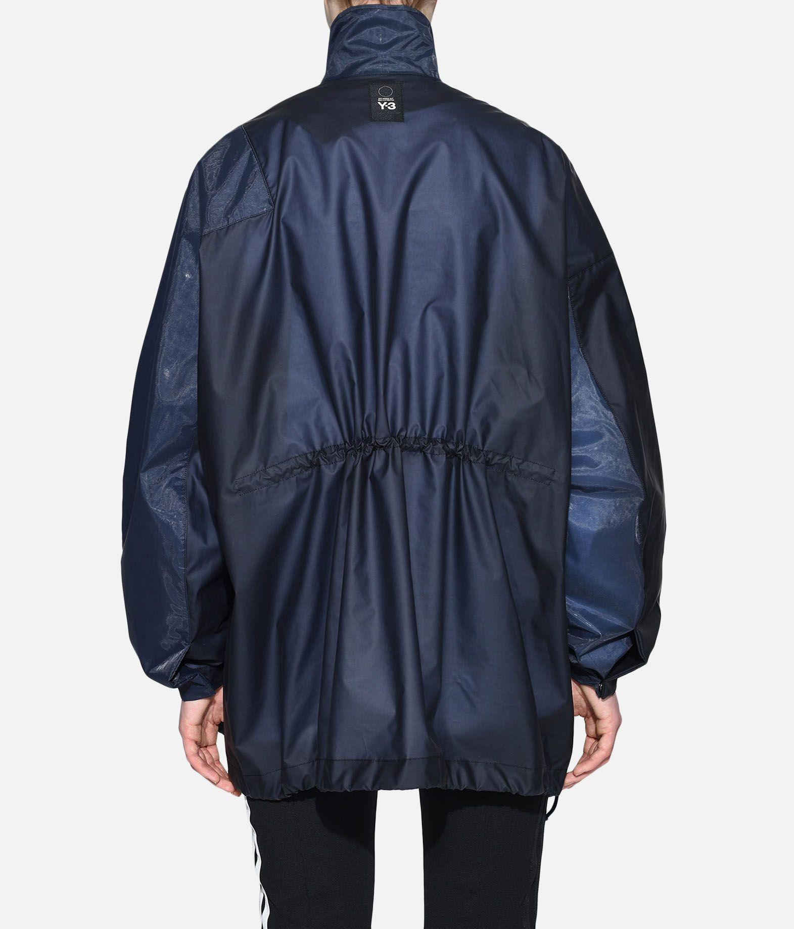 Y-3 Y-3 Patchwork Anorak Jacket Jacket Woman d