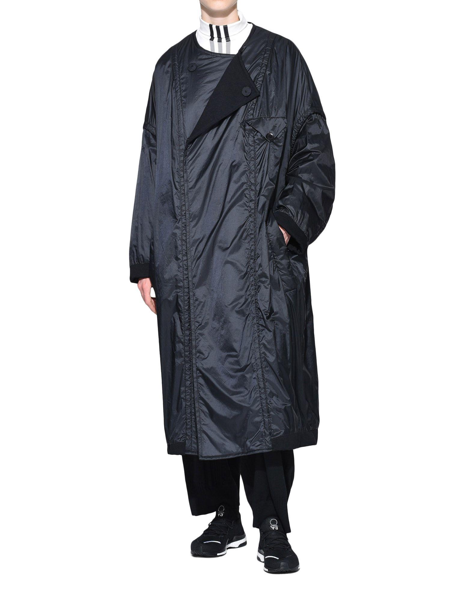 Y-3 Y-3 Oversize Padded Coat Пальто Для Женщин a