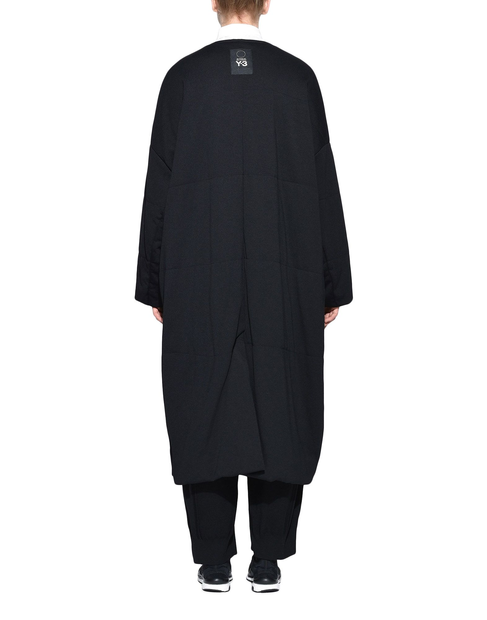 Y-3 Y-3 Oversize Padded Coat Coat Woman d