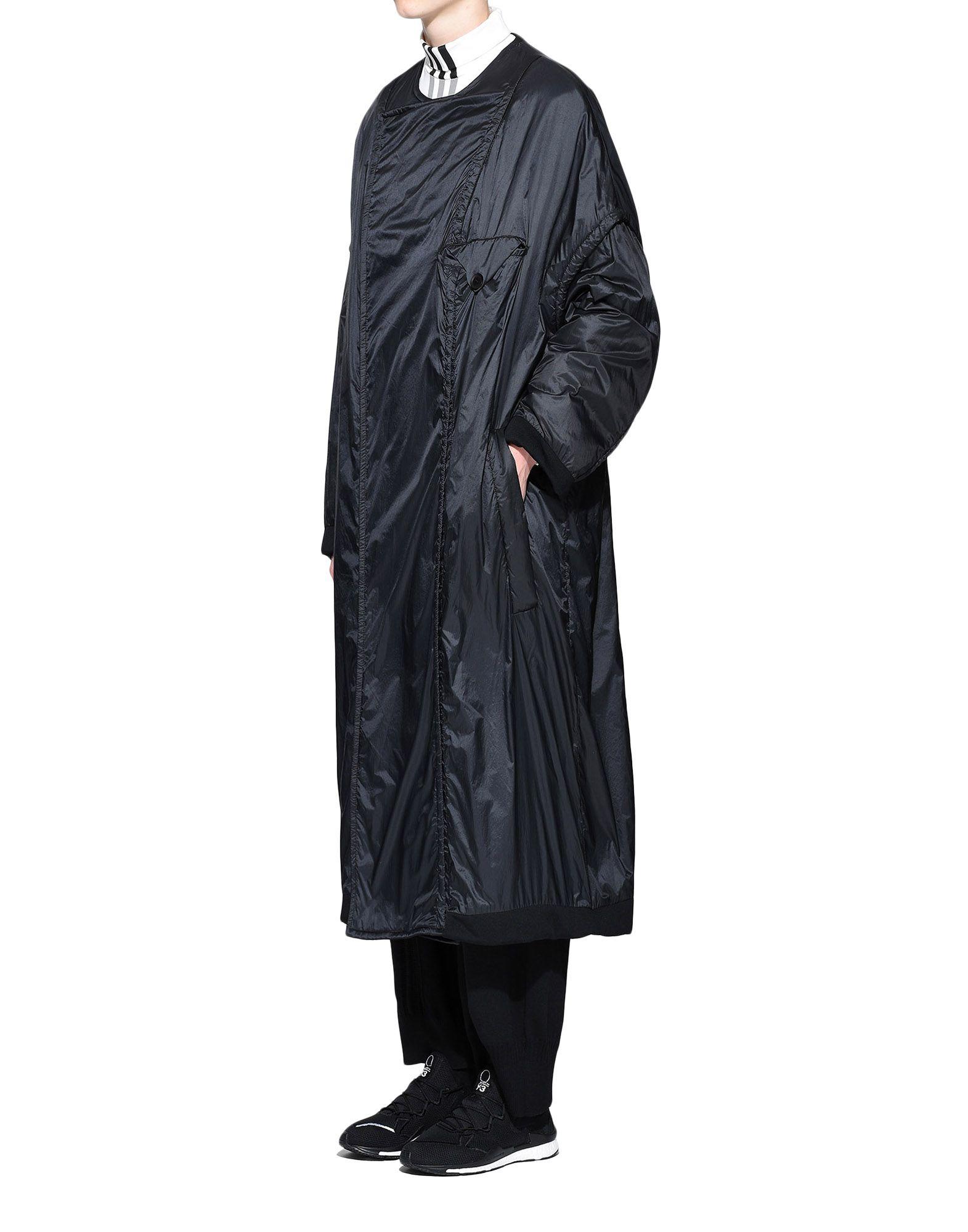 Y-3 Y-3 Oversize Padded Coat Coat Woman e