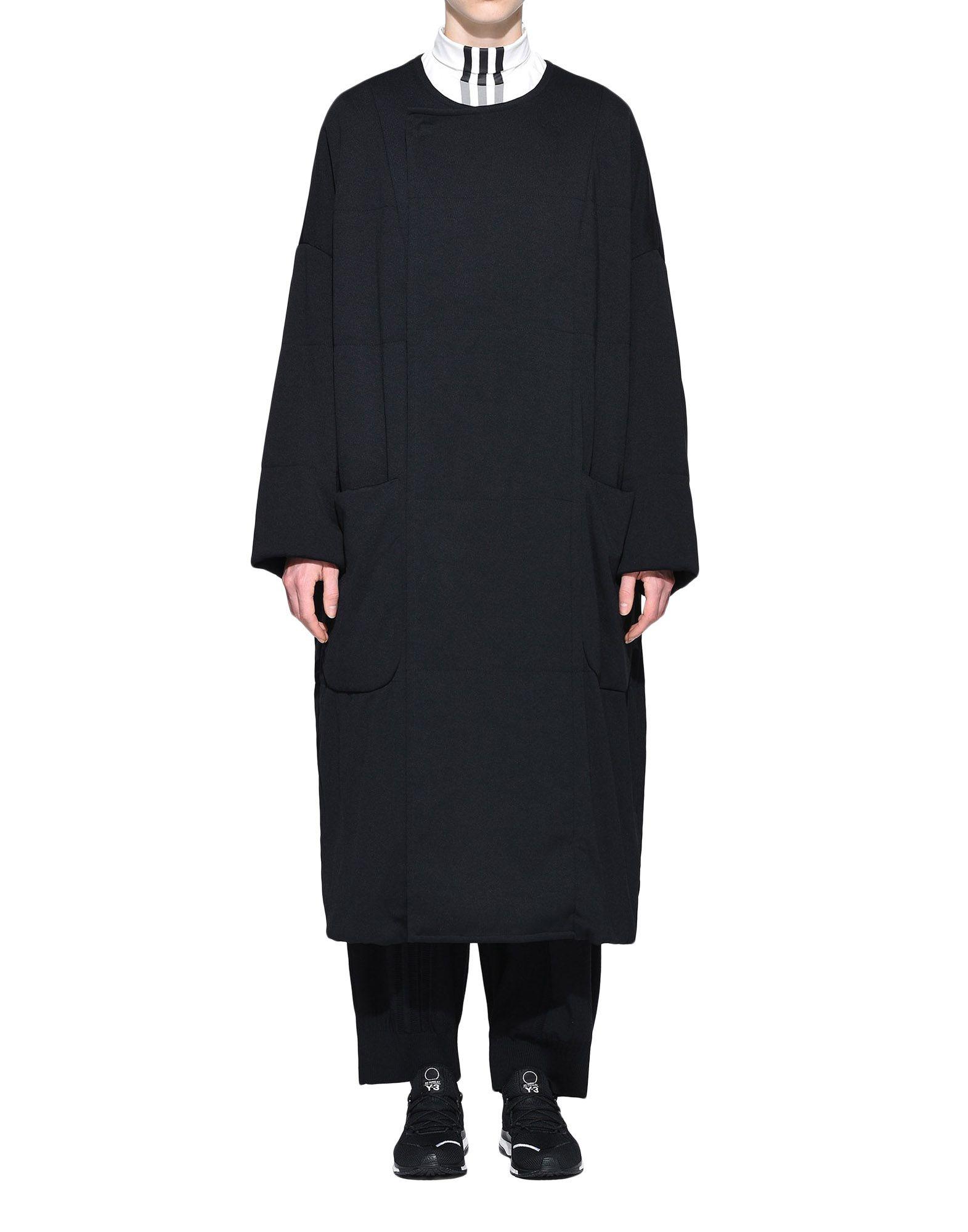 Y-3 Y-3 Oversize Padded Coat Coat Woman r