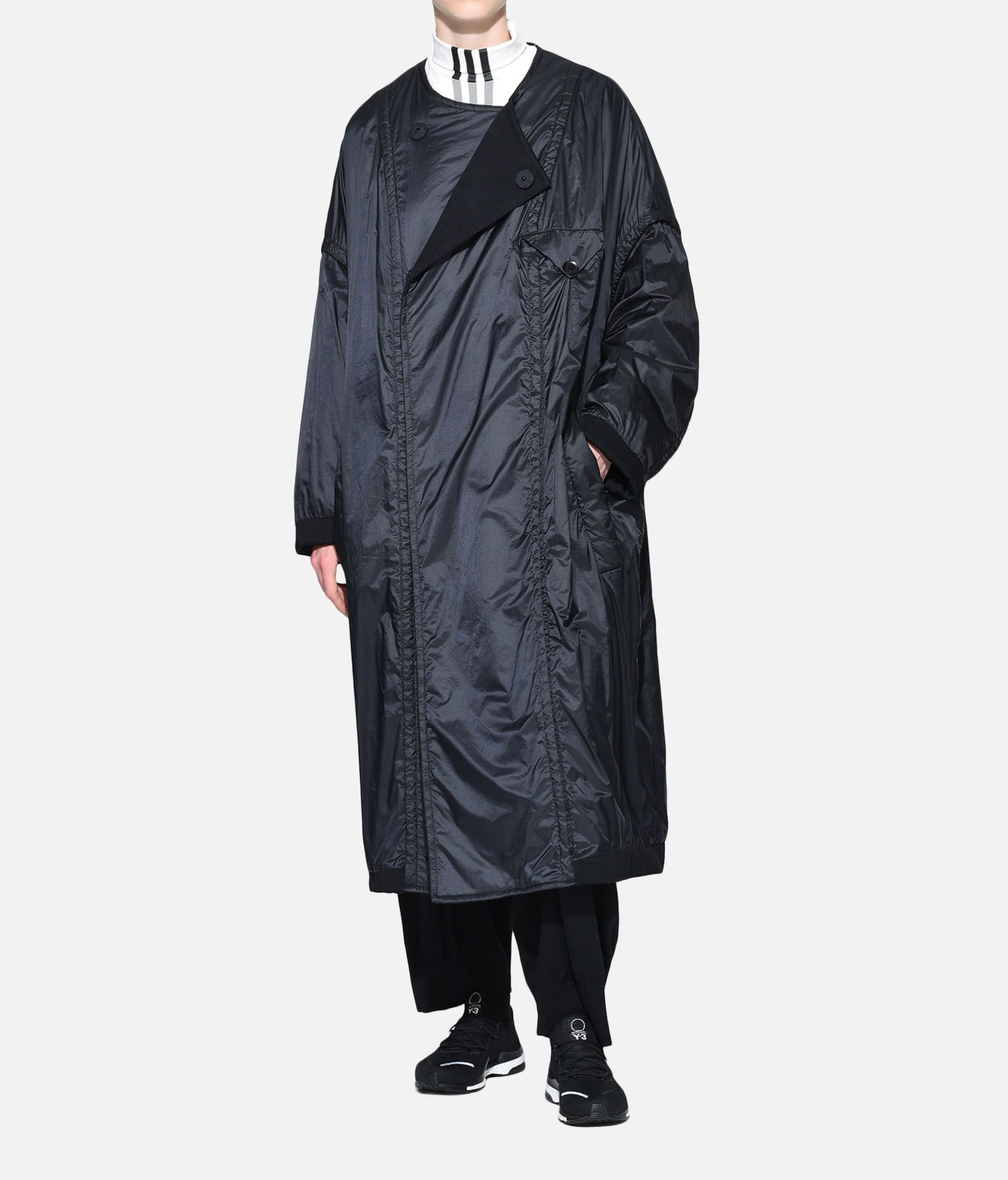 Y-3 Y-3 Oversize Padded Coat Coat Woman a