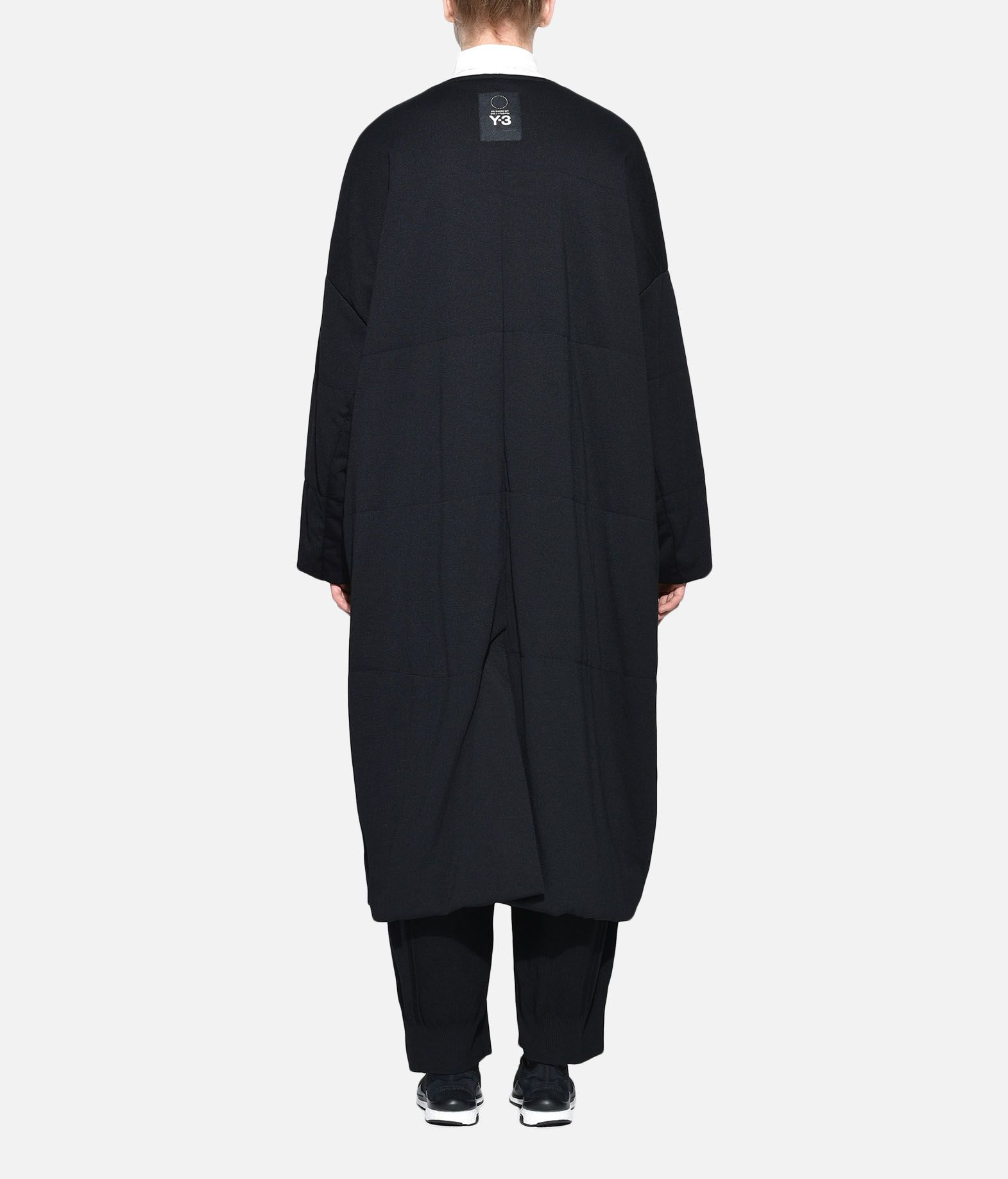 Y-3 Y-3 Oversize Padded Coat Coat Woman d