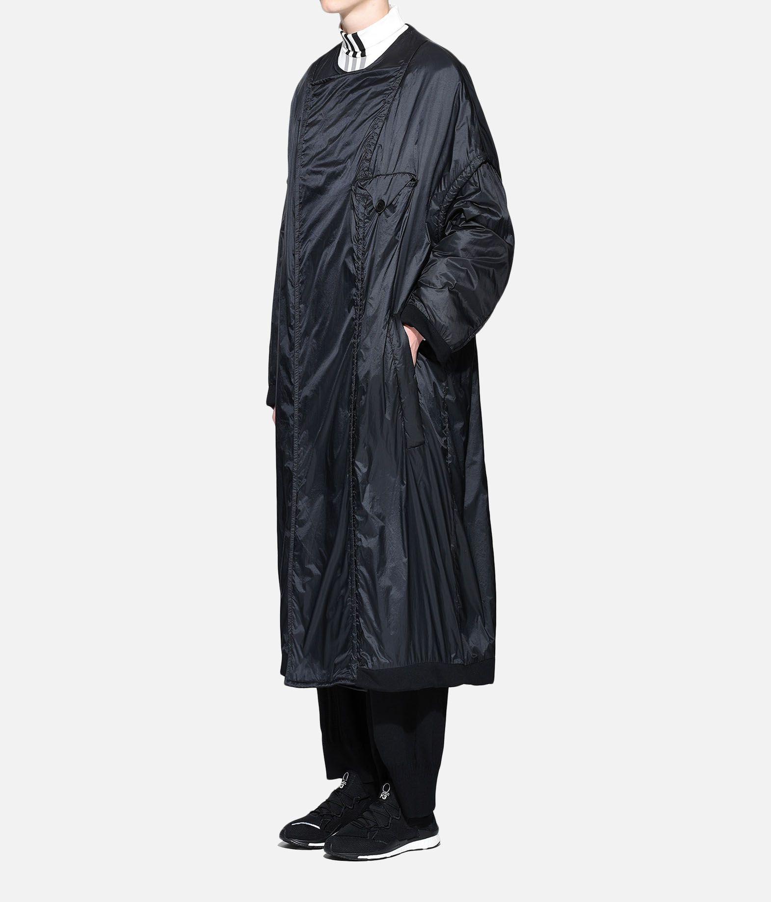 Y-3 Y-3 Oversize Padded Coat Coat Woman e