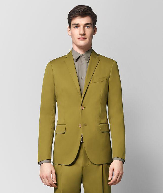 BOTTEGA VENETA CHAMOMILE COTTON JACKET Outerwear and Jacket Man fp