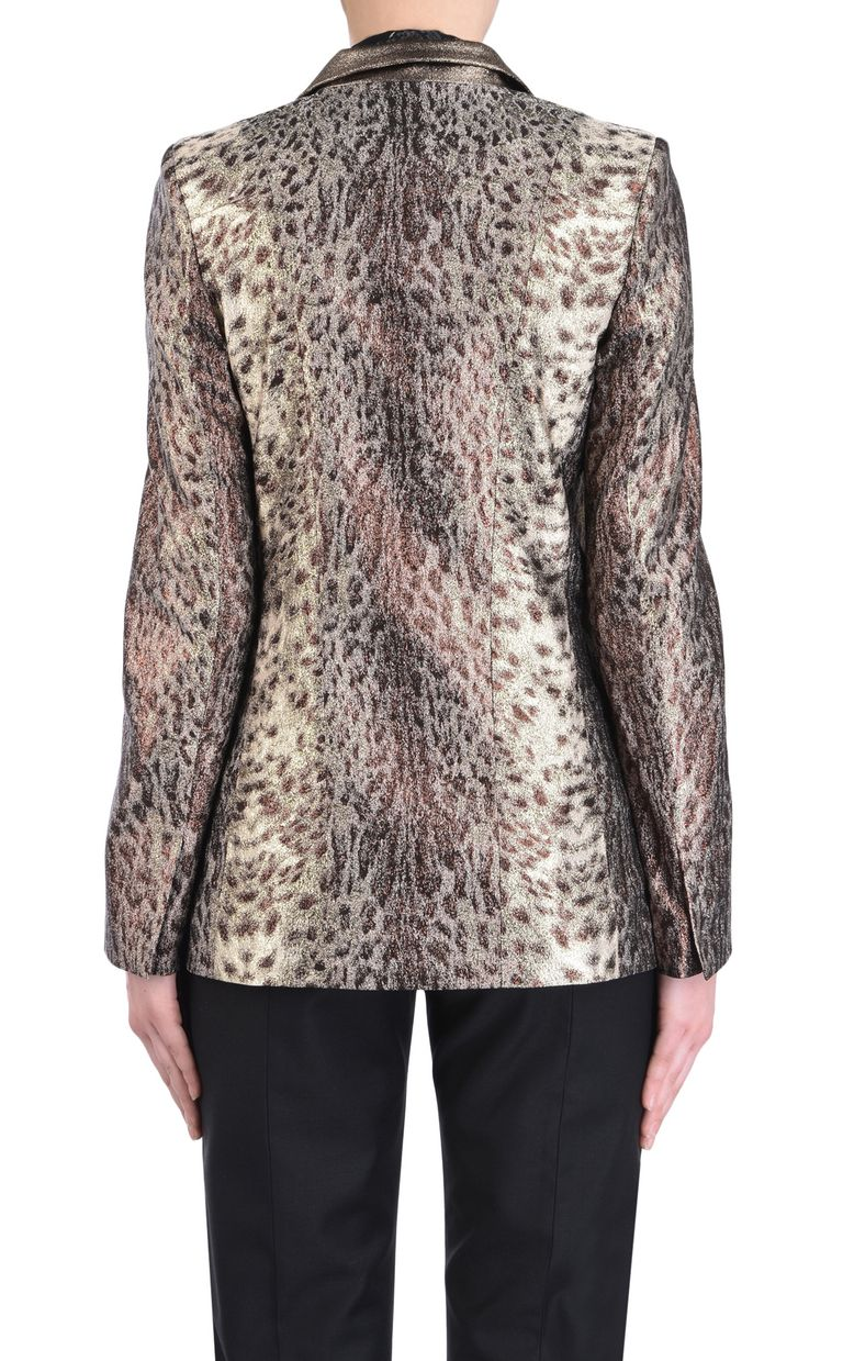 JUST CAVALLI Animal-print blazer Blazer Woman d
