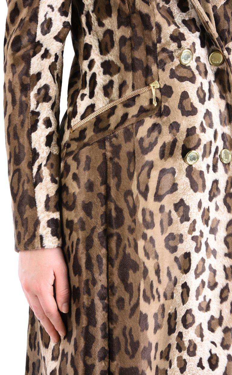 JUST CAVALLI Cappotto leopard Cappotto [*** pickupInStoreShipping_info ***] e
