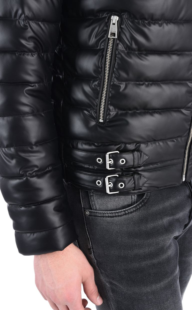 JUST CAVALLI Quilted down jacket Jacket Man e