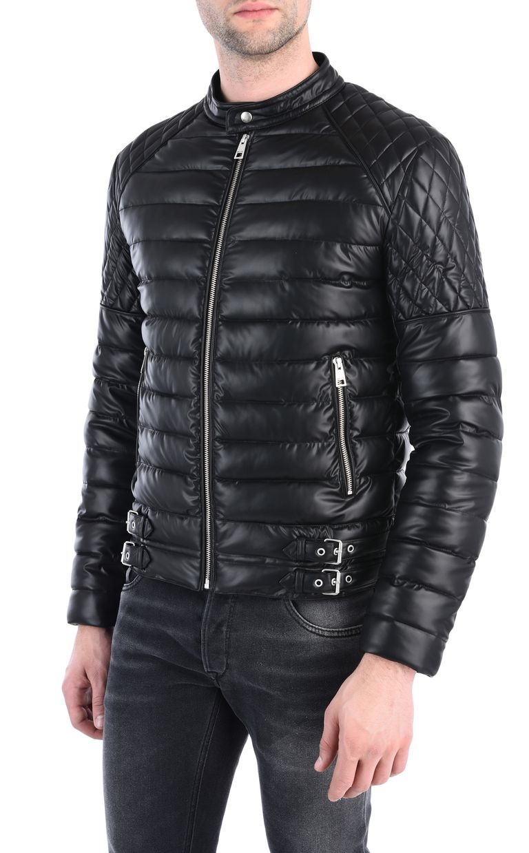 JUST CAVALLI Quilted down jacket Jacket Man f