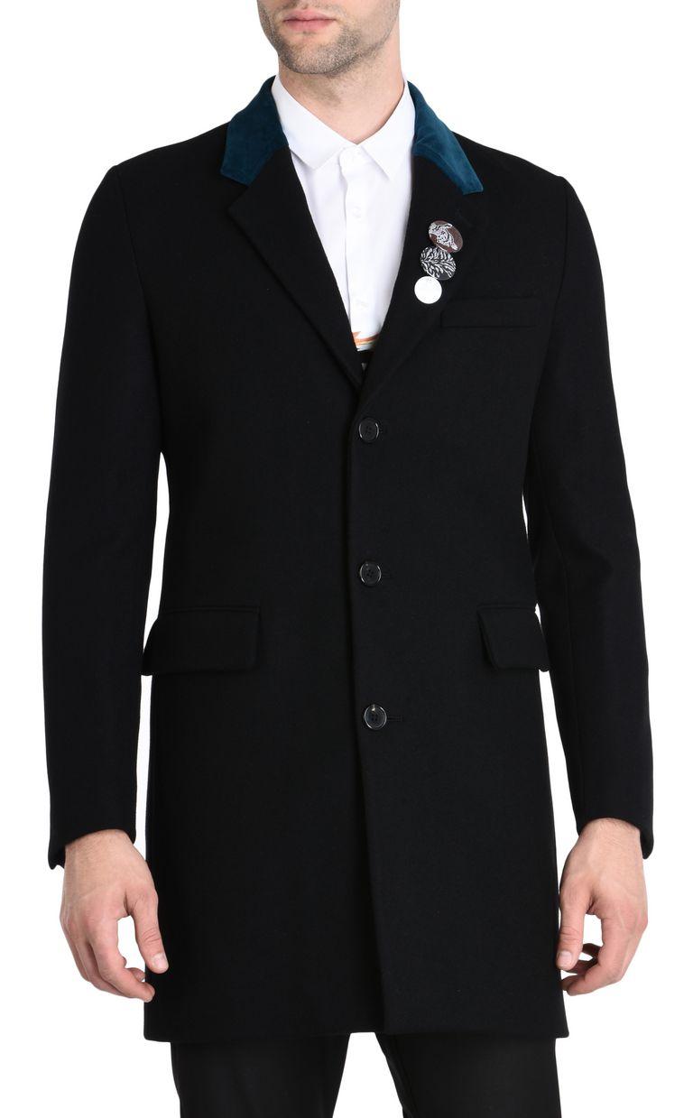 JUST CAVALLI Classic coat Coat Man f