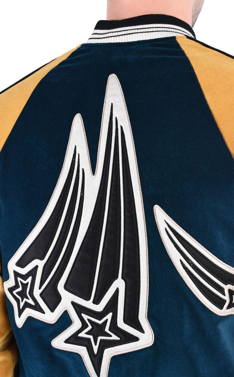 JUST CAVALLI Star track jacket Jacket [*** pickupInStoreShippingNotGuaranteed_info ***] e