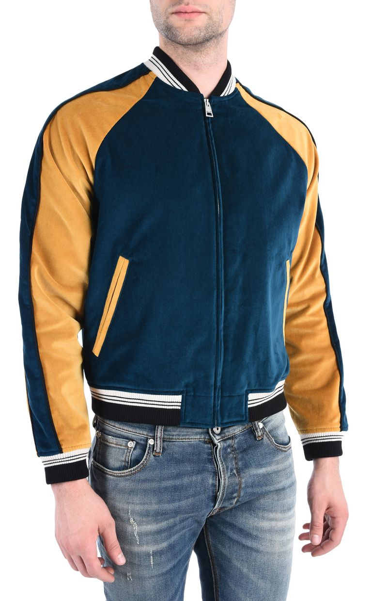 JUST CAVALLI Star track jacket Jacket Man f