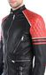 JUST CAVALLI Quilted leather jacket Leather Jacket Man e
