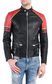 JUST CAVALLI Quilted leather jacket Leather Jacket Man f