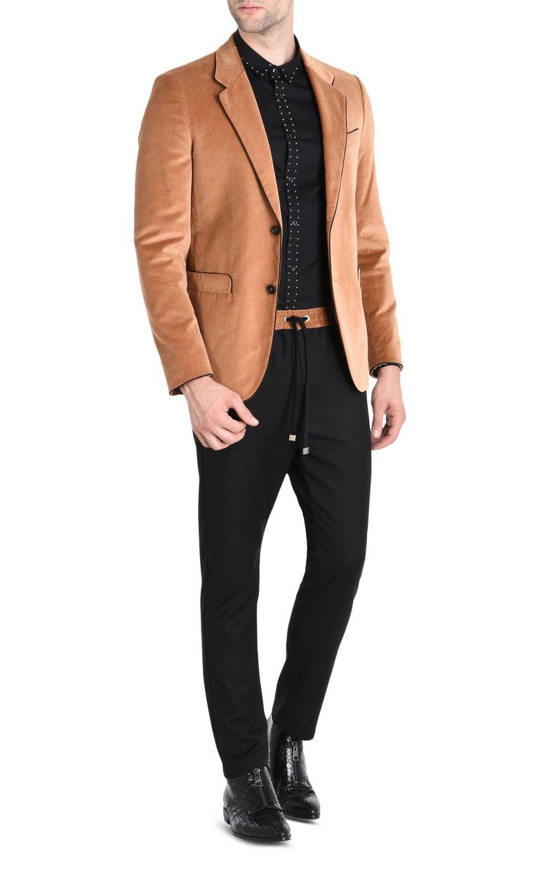 JUST CAVALLI Elegant blazer Blazer [*** pickupInStoreShippingNotGuaranteed_info ***] r