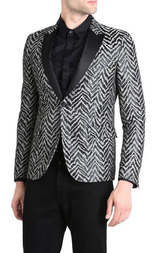 JUST CAVALLI Jacket [*** pickupInStoreShippingNotGuaranteed_info ***] Cropped duffle coat f