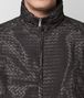 BOTTEGA VENETA DARK ARDOISE POLYESTER JACKET Outerwear and Jacket Man ap