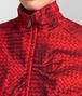 BOTTEGA VENETA CHINA RED POLYESTER JACKET Outerwear and Jacket Man ap