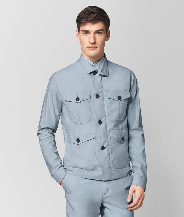 BOTTEGA VENETA ARCTIC COTTON JACKET Outerwear and Jacket Man fp