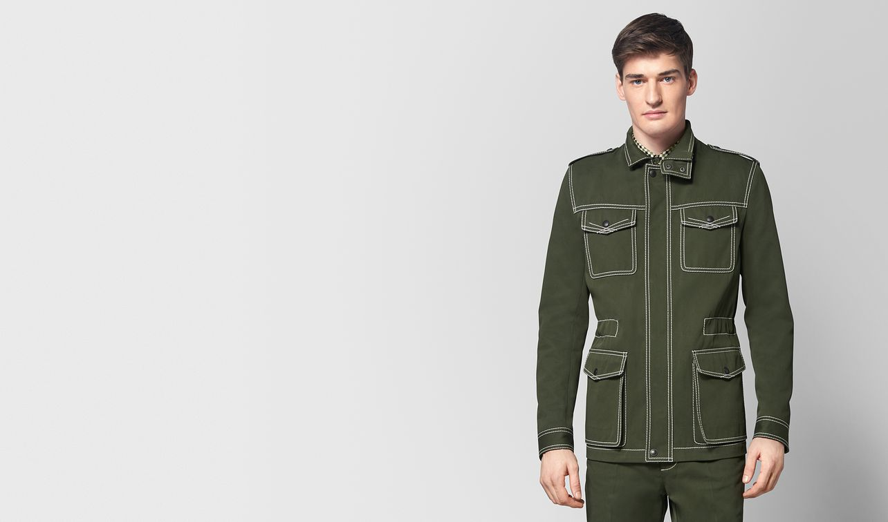 forest cotton jacket landing