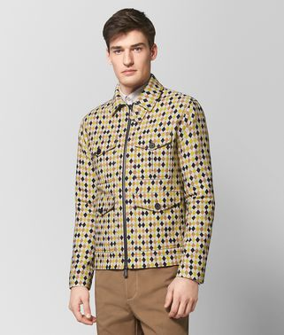 MULTICOLOR COTTON JACKET
