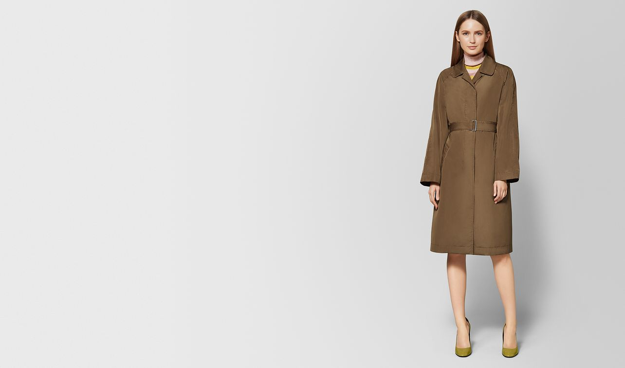 calvados polyester trench landing