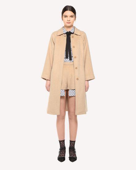REDValentino Coat Woman QR3CA1R53SG 954 f