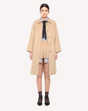 REDValentino QR3CA1R53SG 954 Coat Woman f
