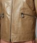 BOTTEGA VENETA CAMEL CALF JACKET Outerwear and Jacket Man ep