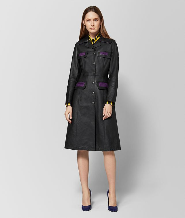 BOTTEGA VENETA MONALISA CALF COAT Outerwear and Jacket [*** pickupInStoreShipping_info ***] fp