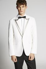 DSQUARED2 Cotton Silk Prom Blazer JACKET/BLAZER Man
