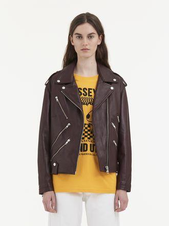 Zip Biker Jacket