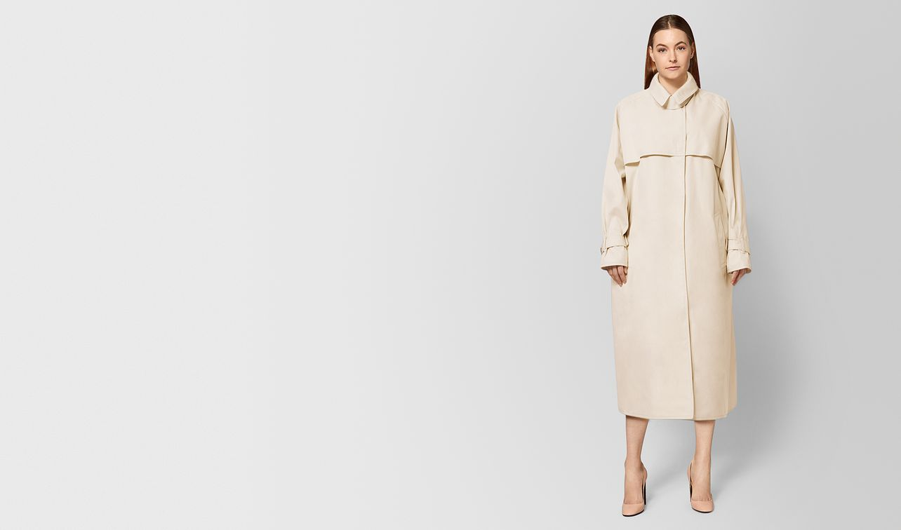 mist cotton coat  landing