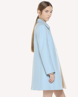REDValentino  Wool fit and flare coat