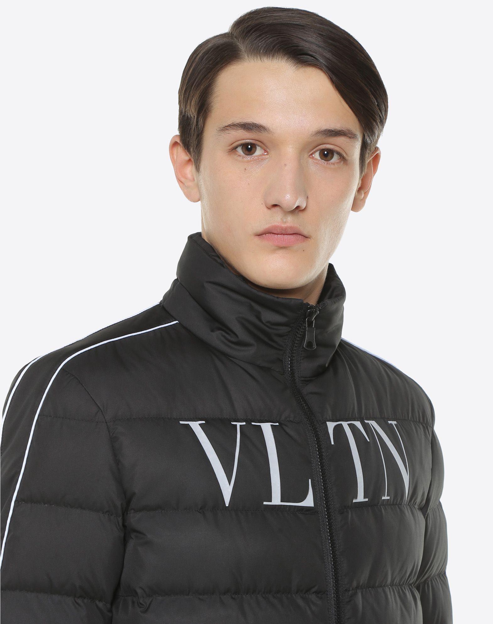 VALENTINO UOMO VLTN down coat   Down jacket U a