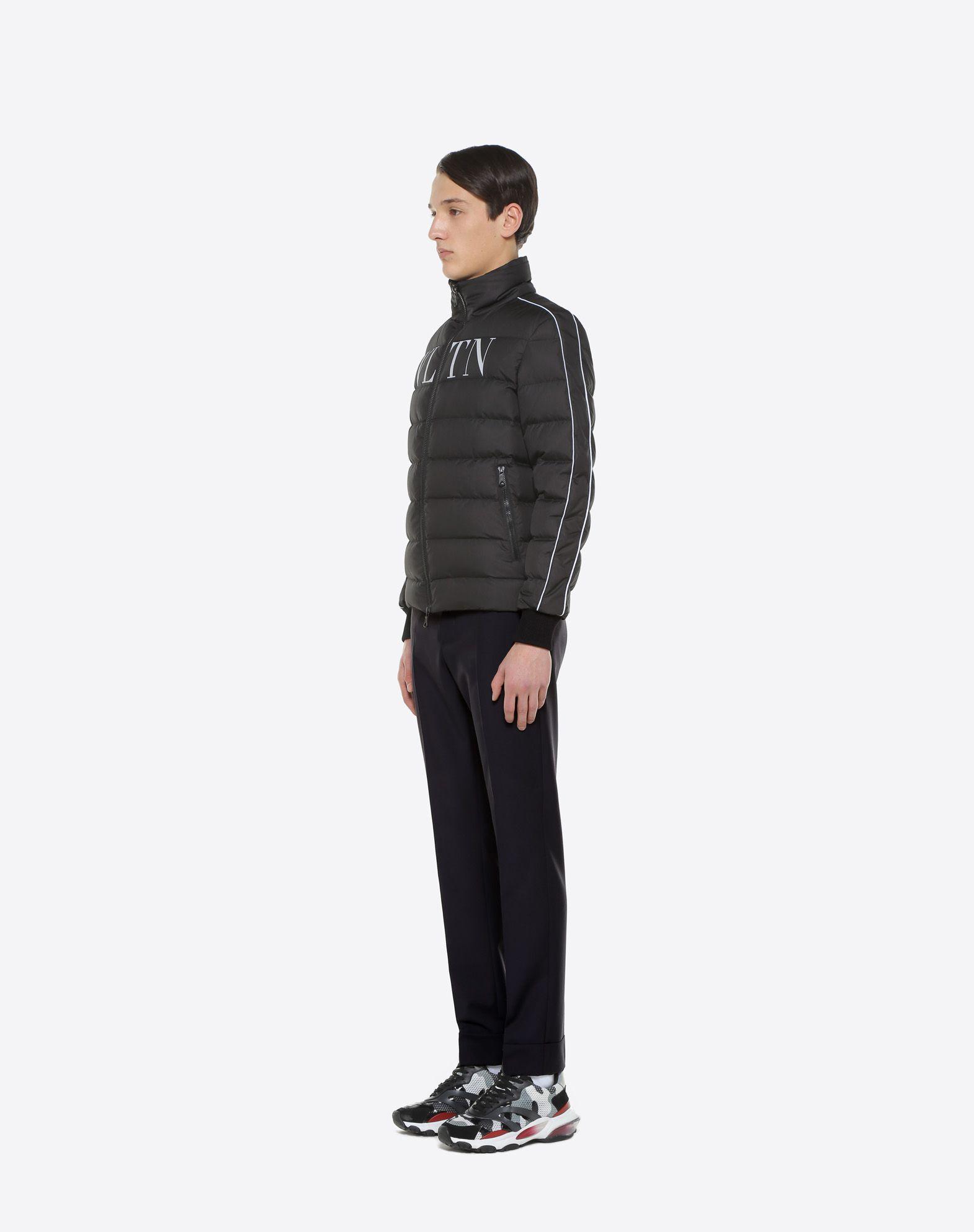 VALENTINO UOMO VLTN down coat   Down jacket U d